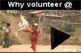Volunteer  Peru  - volunteering at Bruce Peru